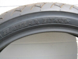 1 - Brand New Motorcycle Tires ( Only the Middle One Left) Kawartha Lakes Peterborough Area image 3