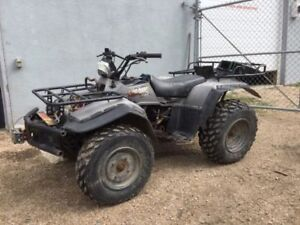 Suzuki King Quad 300 Manual