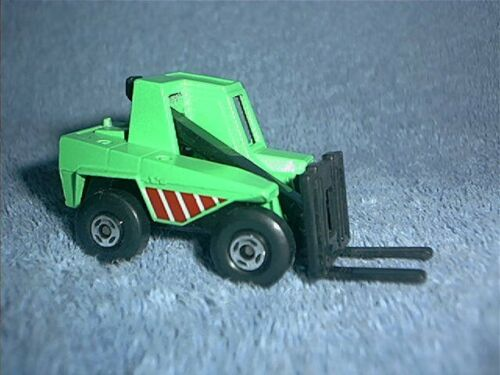Matchbox Fork Lift Truck - Pick your vehicle - Loose