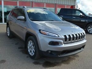 2014 Jeep Cherokee NORTH, LOW KM'S, GREAT CONDITION