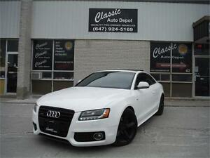 2008 Audi A5 3.2 S-LINE COUPE**CERTIFIED**NAV**CAM**