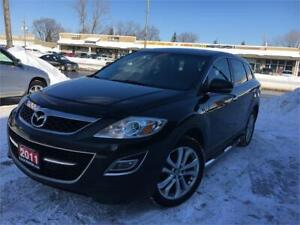 MAZDA CX9 2011 GT LIMITED NAVIGATION/CUIR/TOIT/CAMERA