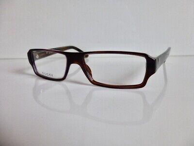 Originale Brille GUCCI, Herren-Kunststoffbrille GG1461 ST8