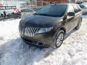 LINCOLN MKX LIMITED AWD 2011 (AUTOMATIQUE BLUETOOTH)