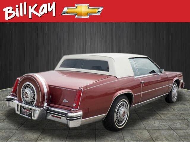 Image 4 Voiture Américaine de collection Cadillac Eldorado 1983