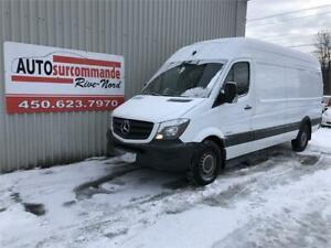 2014 Mercedes-Benz Sprinter EXT HAUT/LONG GARANTIE 1AN/15000KMS