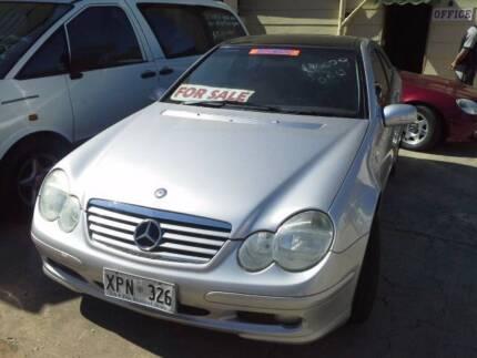2002 Mercedes-Benz C200 Mannum Mid Murray Preview