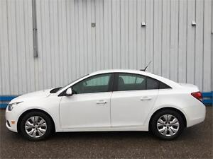 2014 CHEVROLET CRUZE LT - 1 OWNER|BACK UP CAMERA|PHONE|WARRANTY