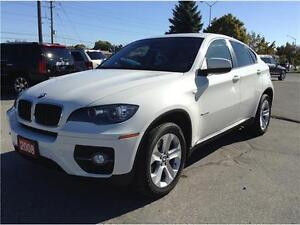 2008 BMW X6 xDrive35i|NAV|CAM|SUNROOF|LEATHER