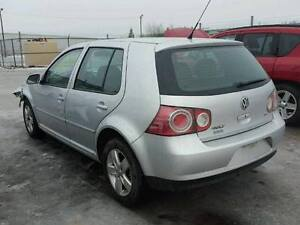 parting out 2010 vw golf city