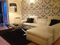 Two Bed, Two Bath Serviced apartment Short Term let near Oxford Road Manchester Central