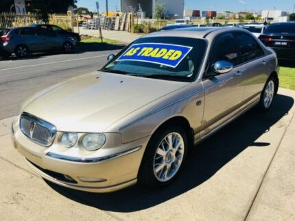 2003 Rover 75 Connoisseur 5 Speed Automatic Sedan Brooklyn Brimbank Area Preview
