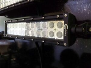 "13.5"" 72W High power COMBO LED BAR PROMO"