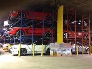entreposage auto  entrepôt auto
