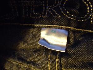 Boys Size 6x Sizeable Black Stonewash Jeans Kingston Kingston Area image 4
