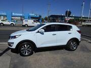 2015 Kia Sportage SL MY15 SLi AWD White 6 Speed Sports Automatic Wagon Fyshwick South Canberra Preview