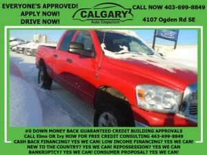 2009 Dodge Ram 2500 ST * $28 DOWN EVERYONE APPROVED*