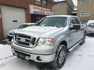 2008 Ford F-150 XLT ,RUNNING BOARDS