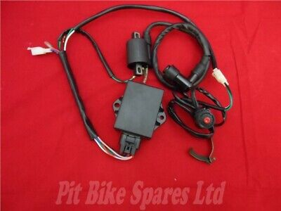 Complete Wiring Loom For Zongshen Z155 & 125 H/O Pit Bike Engines