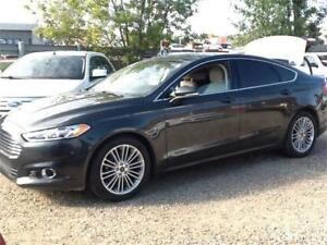 2015 Ford Fusion SE 113KMS   MIDCITY 1831 SASK AVE $10995