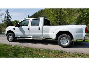 2010 FORD 4X4 F-350 DUALLY XLT