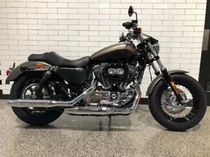 2018 Harley-Davidson 1200 CUSTOM (XL1200C) Road Bike 1200cc Tempe Marrickville Area Preview