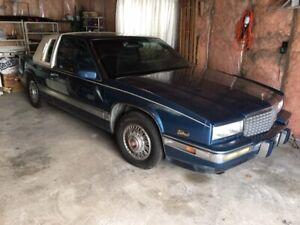 1988 Cadillac Eldorado- 2 door 4.5l