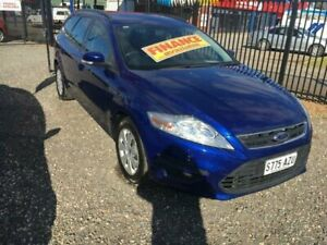 2014 Ford Mondeo MC LX TDCi Blue 6 Speed Direct Shift Elizabeth West Playford Area Preview