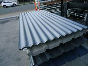 ROOFING IRON CORRO FACADE @ 1.8 MTR LENGTHS ($10.95 L/M) Jimboomba Logan Area Preview