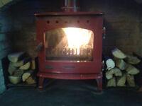 Seasoned hardwood logs delivered within Chorley borough - quality firewood