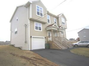 14-028 Nice semi-detached home,Halifax, nr. walking trails