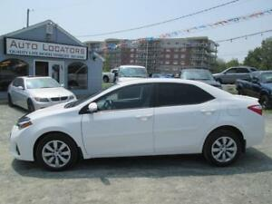 2014 Toyota Corolla S..LOADED...$58 WKLY OAC!!!!