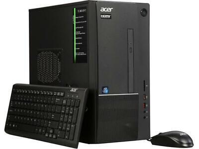 Acer Grade A Desktop Computer Aspire TC TC-865-DH11 Intel Core i5 8th Gen 8400 (
