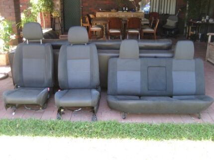 2008 Ford Ranger Front and Rear Seats for Sale for 180 Only