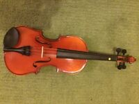 Stagg Violin 1/2 Size Outift