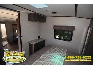 NEW 2016 Forest River Surveyor 275 BHSS Bunk House 5th Wheel Windsor Region Ontario image 6