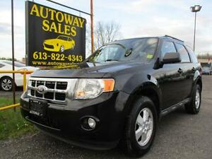 2010 Ford escape XLT Automatic 4 WD