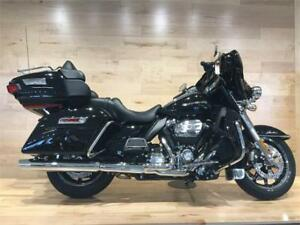 2018 Electra Glide Ultra Limited