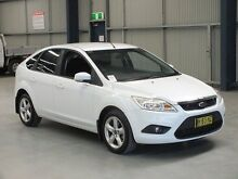 2010 Ford Focus LV TDCi White 6 Speed Automatic Hatchback Dubbo 2830 Dubbo Area Preview
