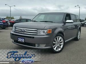 2010 Ford Flex Limited *Leather**AWD**V6*20's*