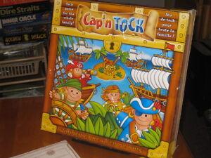 Cap'n Tock - Jeu de Tock pour toute la famille