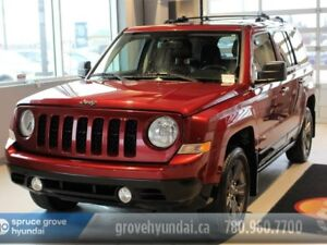 2015 Jeep Patriot HIGH ALTITUDE- NAVIGATION SUNROOF LEATHER 4X4