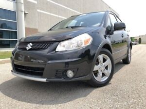 2011 Suzuki SX4 Hatchback All Wheel Drive | Heated Seats | Aux