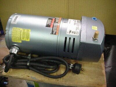 Gast 14hp 115230v Oil-less Rotary Pump Air Pond Septic Vacuum Grainer 4f740a