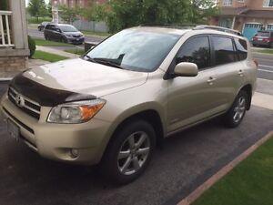 2007 Toyota RAV4 Limited SUV, Crossover