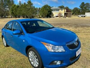 2013 Holden Cruze JH MY14 CDX 6 Speed Automatic Sedan Applethorpe Southern Downs Preview