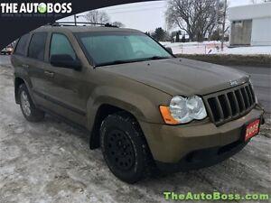 2009 Jeep Grand Cherokee Laredo CERTIFIED! 4X4! WARRANTY!