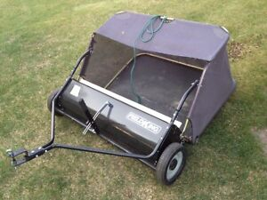 """45"""" LAWN SWEEP FOR SALE"""