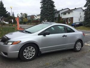 2007 Honda Civic Coupe Coupe (2 door)