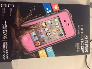 LIFEPROOF IPHONE 4, 4S CASE PINK